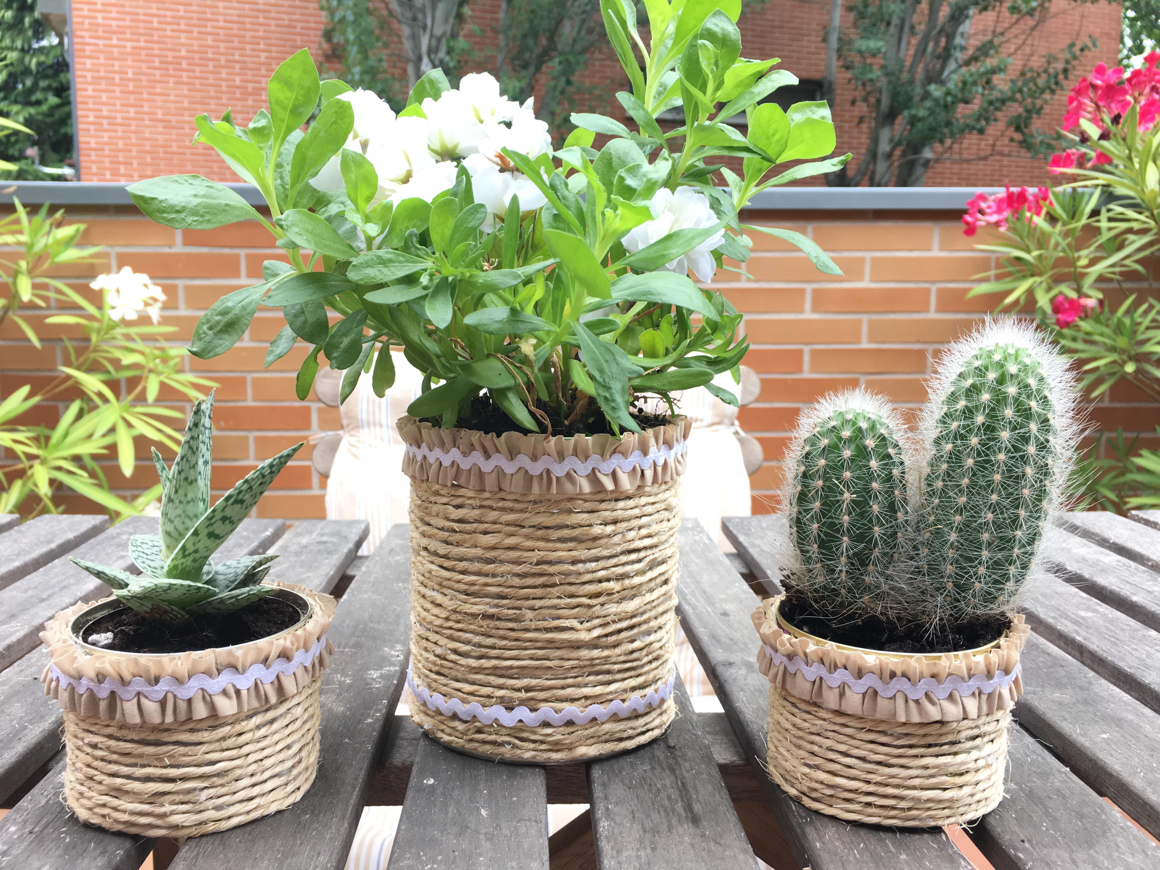 Reciclar latas de conserva 2 en mis manitas diy blog de - Reciclar latas de conserva ...