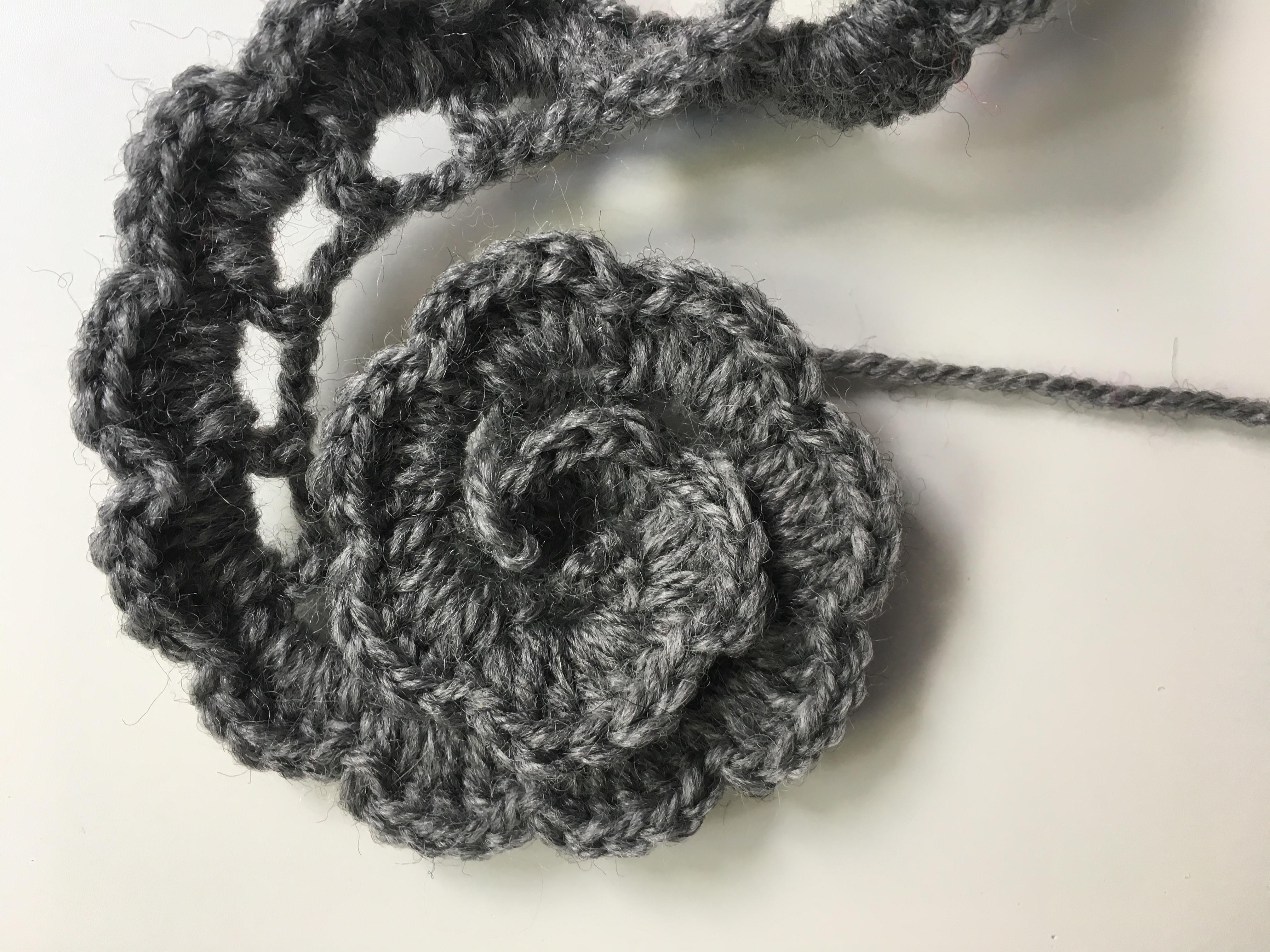 Flores De Crochet En Mis Manitas Diy Blog De Manualidades Y Reciclaje