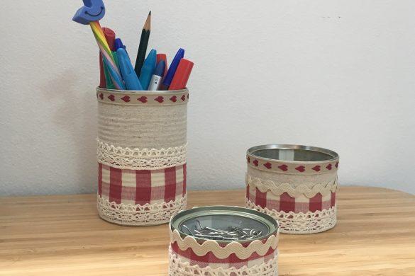 Manualidades con latas en mis manitas diy blog de - Manualidades faciles con latas ...